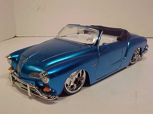 World famous online classic toys official licensed diecast vw bugs 1959 vw karmann ghia blue publicscrutiny Image collections