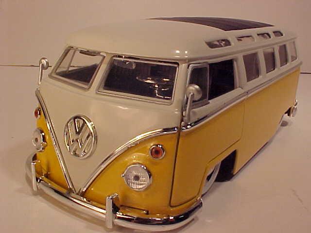 World famous classic toys volkswagen diecast 1959 vw karmann ghia samba publicscrutiny Image collections
