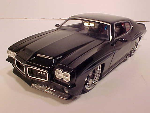 1971 Pontiac GTO- MuscleCarDrive.com