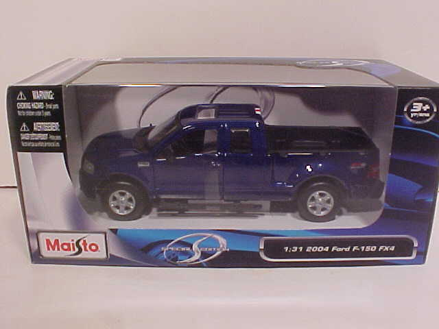 World Famous Classic Toys Diecast Ford Pickup Trucks F 150