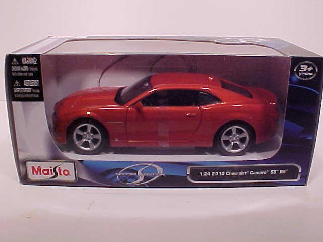 Chevy Camaro 2010