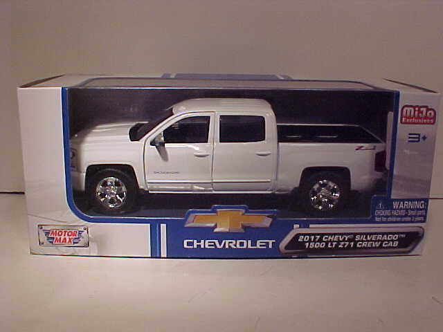 World Famous Classic Toys Chevrolet Die Cast Chevy Pickup Trucks