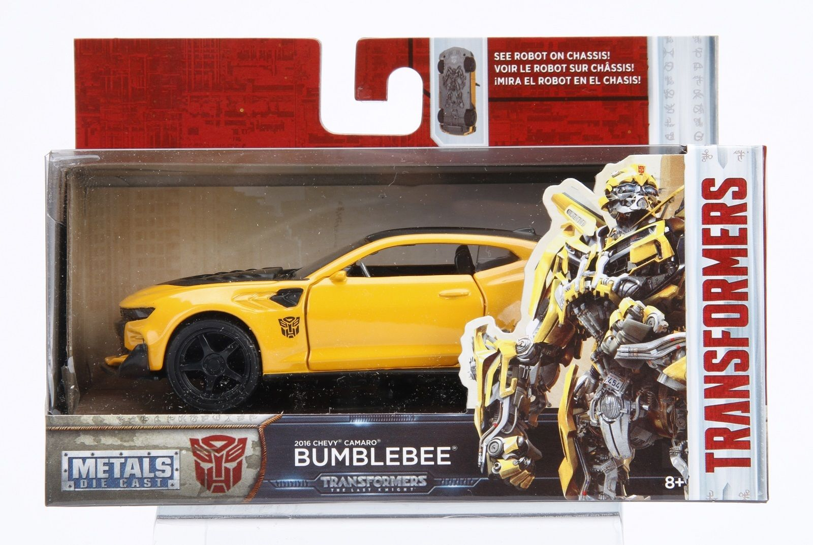 World Famous Classic Toys Diecast New Arrivals Just Released 1951 1953 Chevrolet Pickup Jada Transformers Bumble Bee