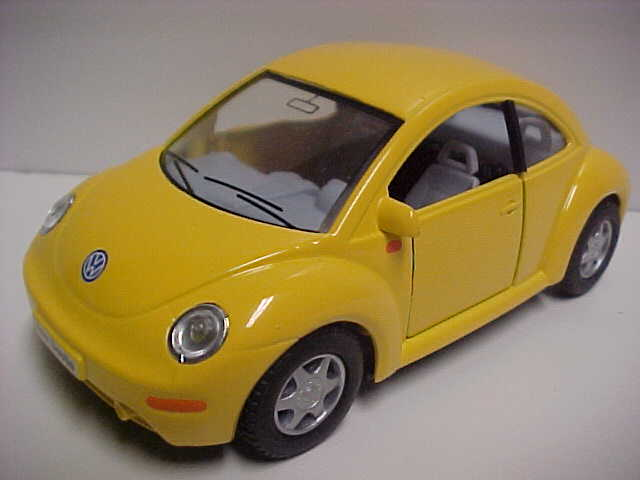 World Famous Classic Toys Volkswagen Diecast VW Bugs, VW New Beetle, VW Bus, Classic Bug, VW ...