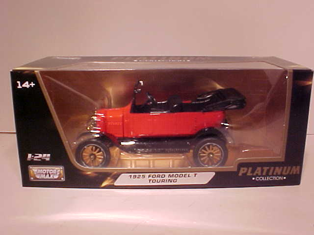 World Famous Classic Toys Diecast Ford Model T, Hot Rod