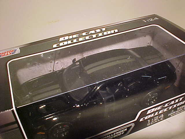 World Famous Classic Toys Dodge Diecast Cars Charger