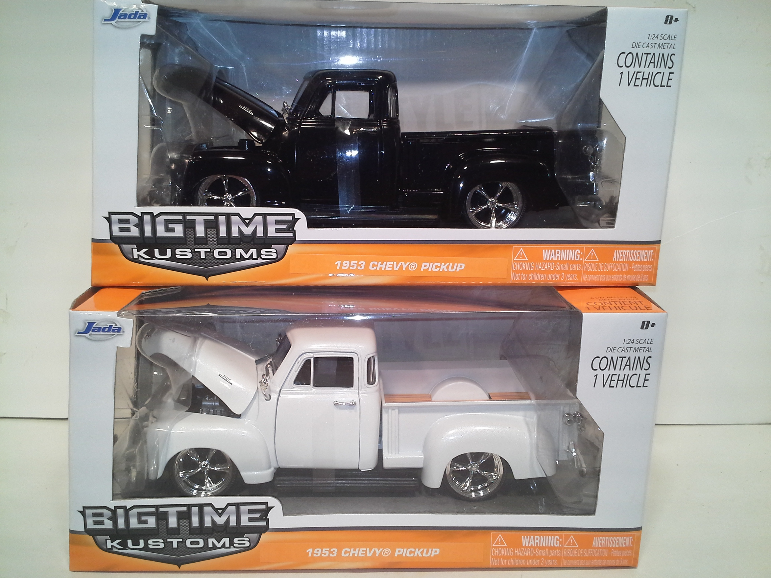 World Famous Classic Toys Chevrolet Die Cast Chevy Pickup Trucks 1968 Truck For Sale 1953